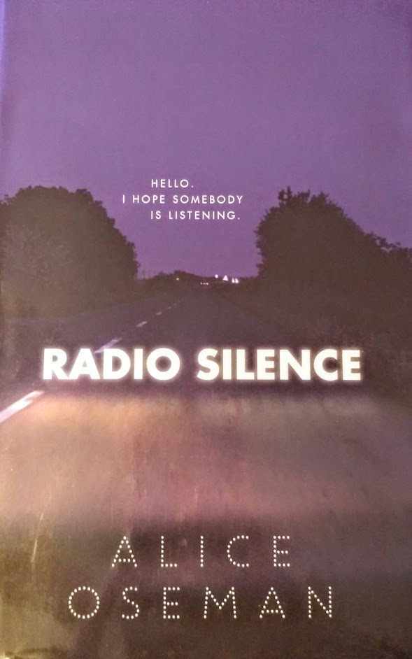 Radio Silence by Alice Oseman book cover