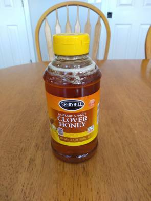 Honey for deep conditioning in CO-washing fine hair