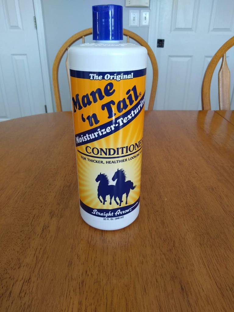 Mane 'n tail conditioner CO-washing fine hair
