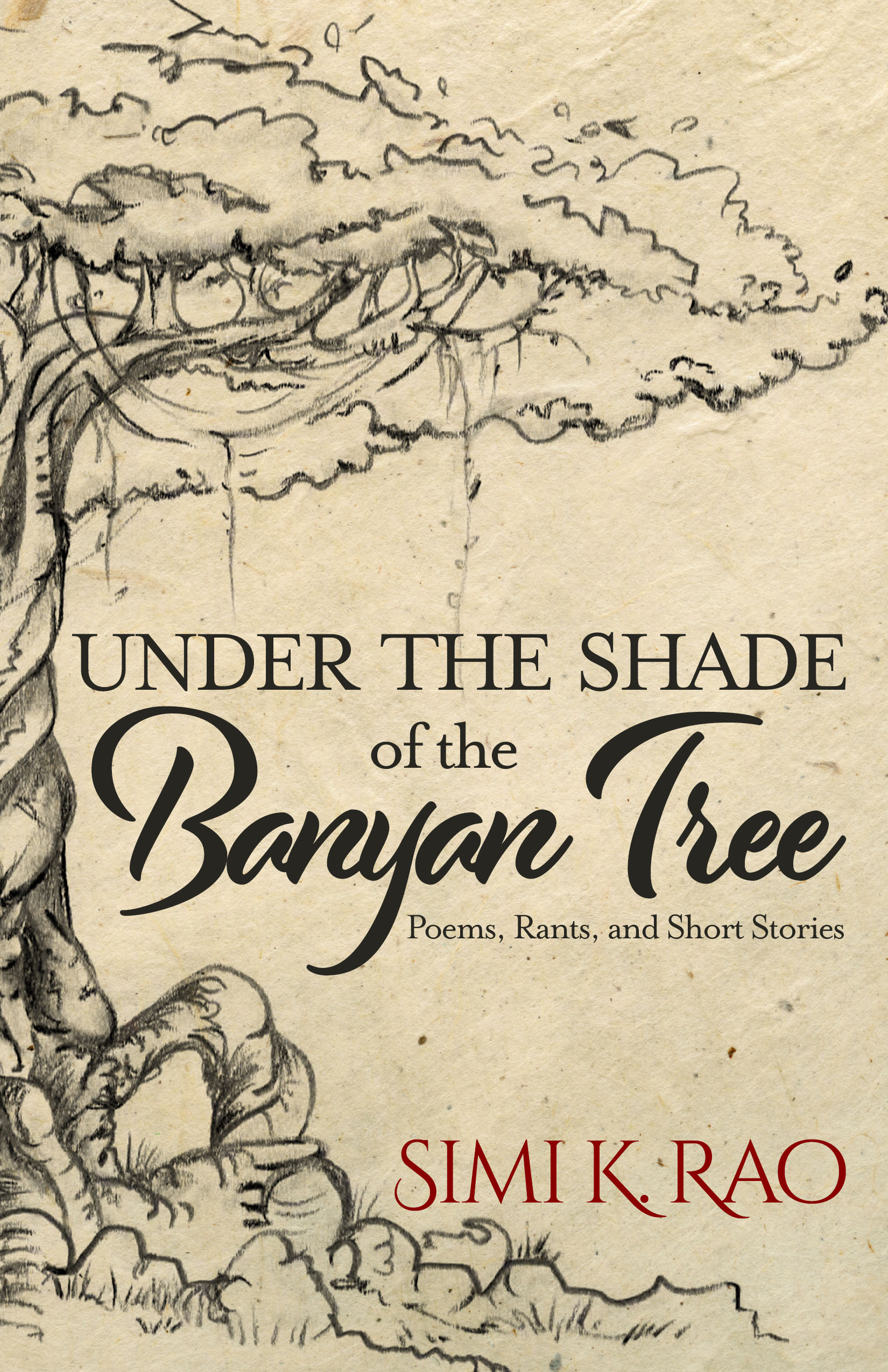 Under the Shade of the Banyan Tree book cover