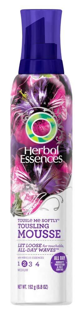 Herbal Essences Tousle Me Softly Mousse